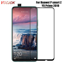 6.59 inch 2.5D Tempered Glass For Huawei P smart Z Screen Protector Full cover F