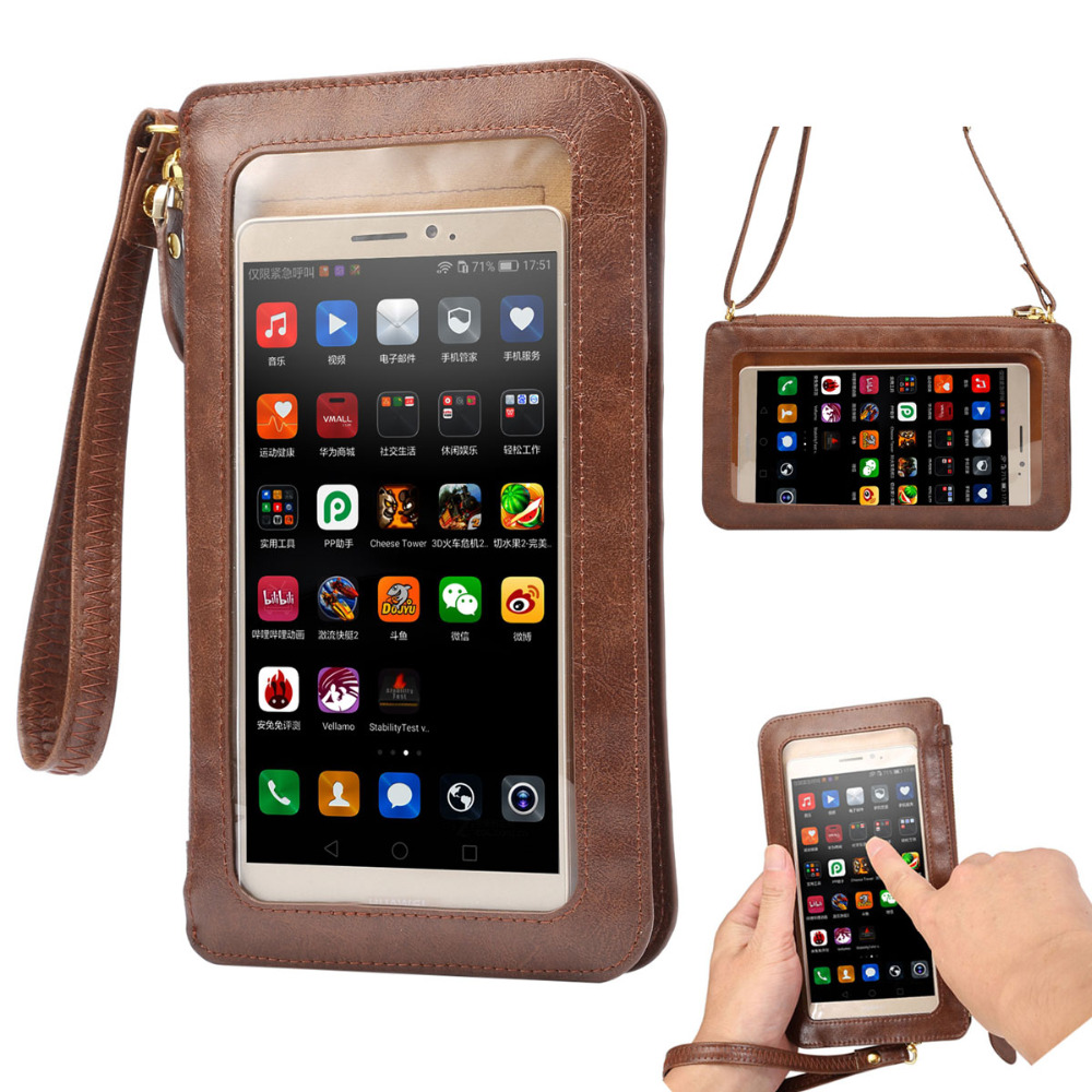 newest 963b1 41334 crossbody bags for iphone 6 plus