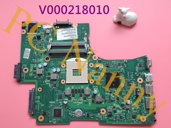 ФОТО V000218010  laptop motherboard for toshiba satellite L650 L655 6050A2332401-MB-A03 1310A2332404 HM55 GMA HD3000 DDR3