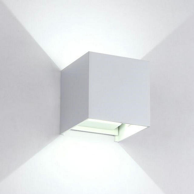 Moderne LED Mur Lampe Pour Salle De Bains Chambre 7 W Applique Murale Blanc clairage ext.jpg 640x640 5 Bon Marché Applique Murale Salle De Bain Jdt4