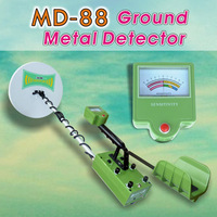 Search Underground Metal Detector Professional Gold Detector Wiring Treasure Hunter LCD Display Detect Depth 5m 2 Coils