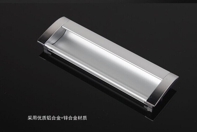 Home Hardware Aluminum furniture clasping sliding door handle drawer  pulls C C  128mm L. Aliexpress com   Buy Home Hardware Aluminum furniture clasping
