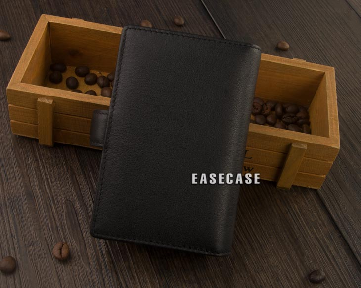 Image 3 - E4 Custom Made Genuine Leather case for LOTOO Paw Gold Touch-in Phone Pouches from Cellphones & Telecommunications