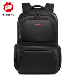 Tigernu Multifunctional 17'' Laptop Men Backpacks Travel Nylon Anti Theft Waterproof Large Capacity Backpack mochila anti roubo