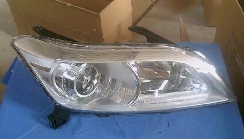 Right combination headlight assembly FOR LIFAN S4121200 right combination headlight assembly for lifan s4121200