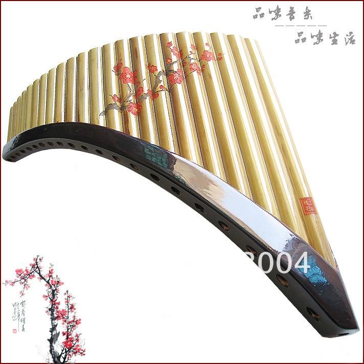 22 Tube Pan Refined Pleioblastus Pan Flute-in Flute From
