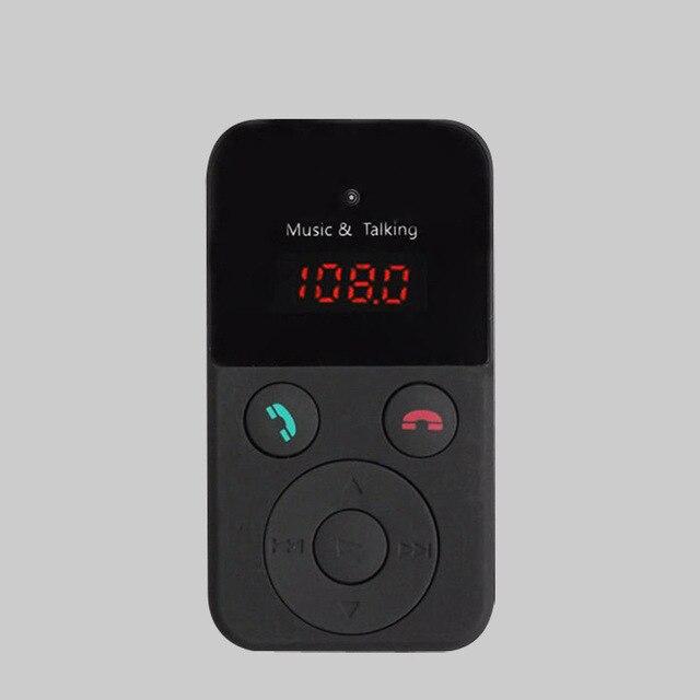беспроводной fm модулятор с bluetooth автомобильный комплект фотография