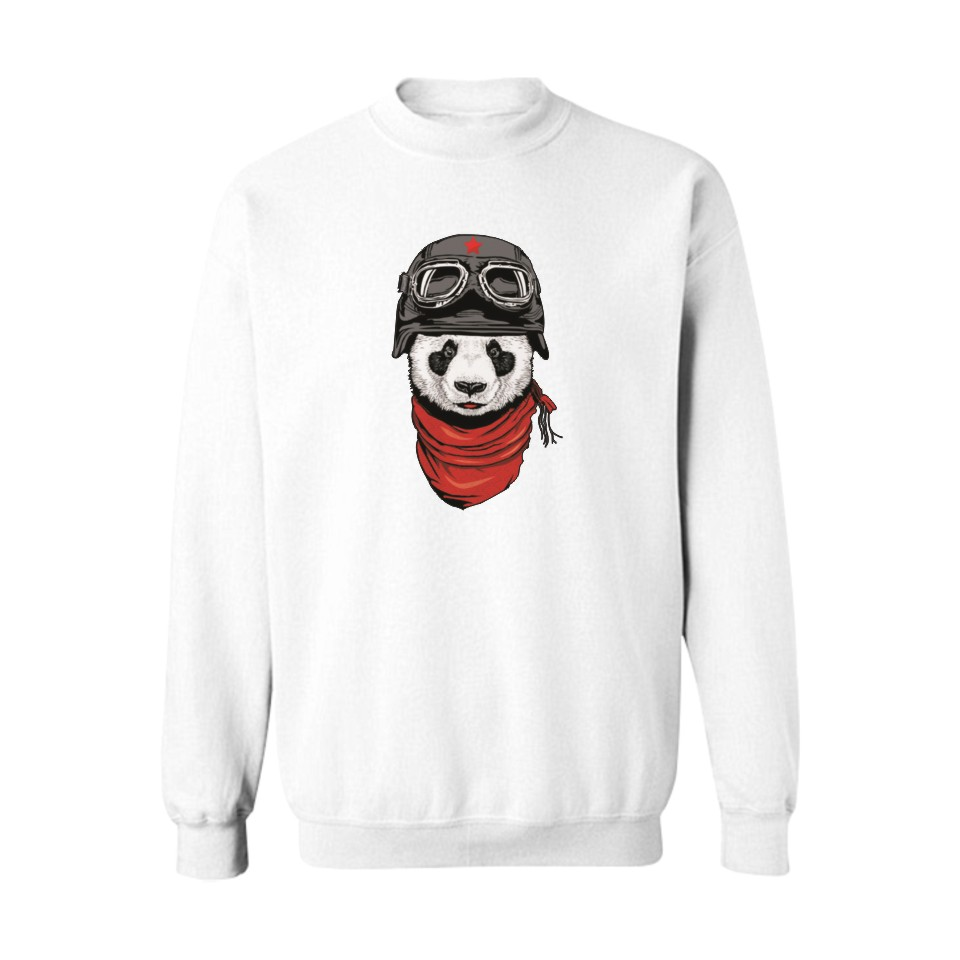 Panda In China Hoodies Sweatshirts For Couples Spring Autumn Funny Design Cartoon Sweatshirts Outerwear Clothes For Girls Plus