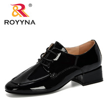 ROYYNA 2019 New Classics Style Women Pumps Shoes