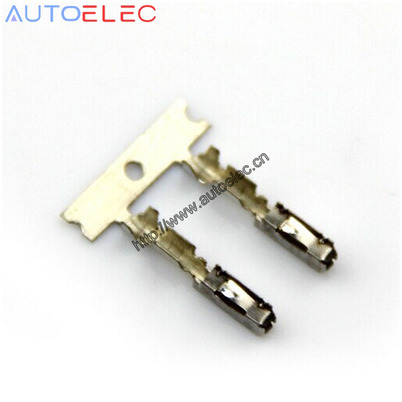 Vw ecu terminal pin automotive connector plug MQS Kabel 000 979 009 E cruise 963715-1 N 907 647 01 for Audi VW Skoda AUX switch