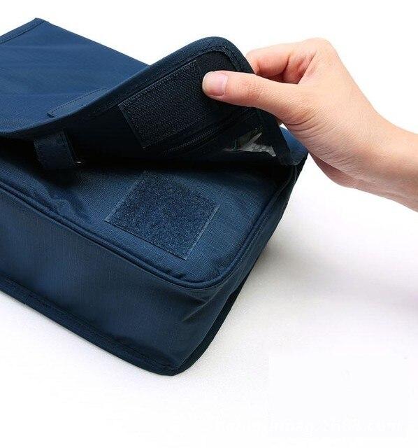 Waterproof Hanging Toiletry Bag
