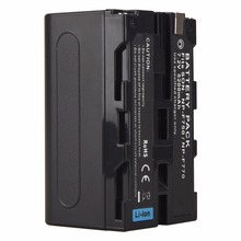 High Capacity 5200mah NP-F750 NP-F770 Replacement Digital Camera Batteria For Sony NP-F750 NP-F770 Battery