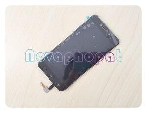Image 4 - Novaphopat Nero/Bianco/Oro A CRISTALLI LIQUIDI Per Asus ZenFone Live ZB501KL X00FD Display LCD Touch Screen Digitizer Assemblea Completa di ricambio