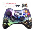 Original Wireless Controller for Xbox 360 Game Console Bluetooth Gamepad Genuine Controle For Microsoft Official pc W7 W8 W10