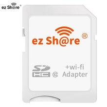 Tarjeta SD WIFI inalámbrico TF adaptador de tarjeta Micro SD ezshare sólo 4GB 8GB 16GB 32GB de tarjeta de memoria MicroSD