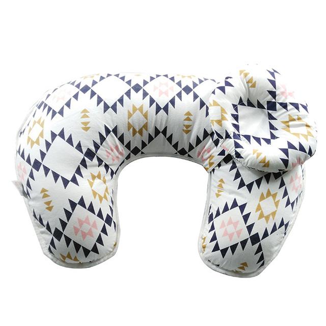 2 Peças de Um Conjunto de 2016 Novo Bebê Multifuncional Amamentação Travesseiro Infantil Afago-U Almofada de Apoio Da Cintura Travesseiro De Enfermagem Múmia