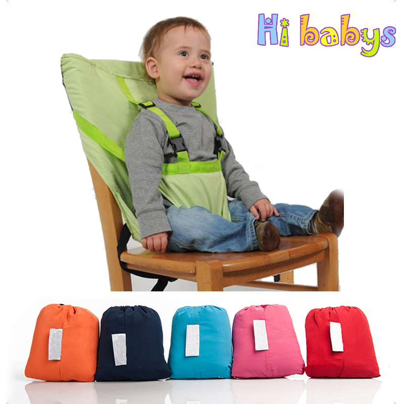 TAF TOYS Baby Chair Seat Safety Belt Portable Infant Seat Harness ...