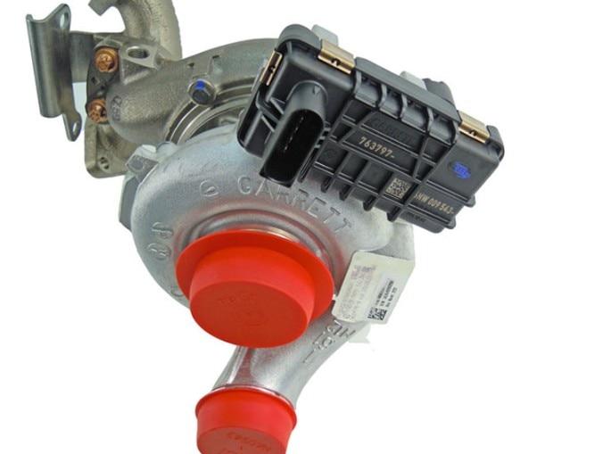 Xinyuchen turbocompresseur pour Mercedes Benz W166 pièces automobiles