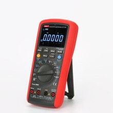 Best price UNI-T UT171B Industrial True RMS Digital Multimeter 60KCounts Admittance nS Temperature AC LoZ Measure EBTN LCD USB Interface