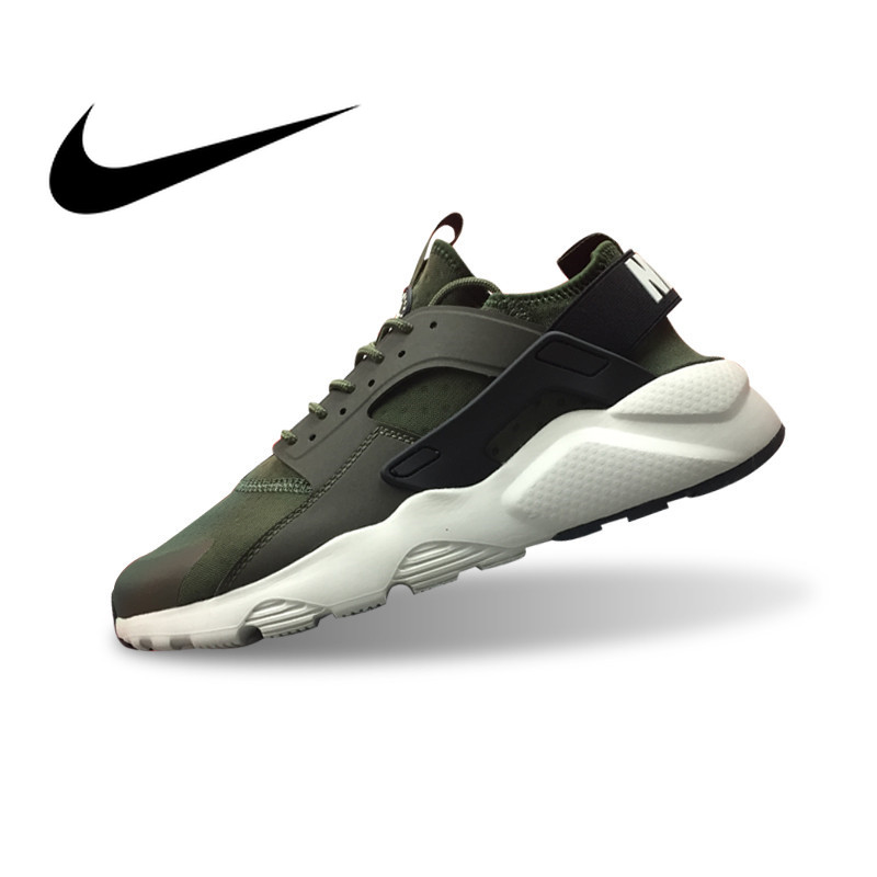 US $82.02 22% OFF|Original Nike Air Huarache Run Ultra Men Running Shoes Outdoor Sport Sneakers Trainers Shoes 2019 New Athletic Footwear in Running