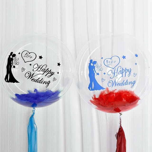 Happy Birthday Stickers With Clear Bubble Balloon Party Ideas For