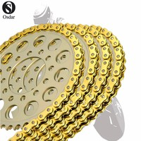 Motorcycle Drive Chain O-Ring 520 L120 For DUCATI SS, SUPERSPORT i.e. 03-04 RACING, SportProduction 90-91 STRADA BIPOSTO 90-91
