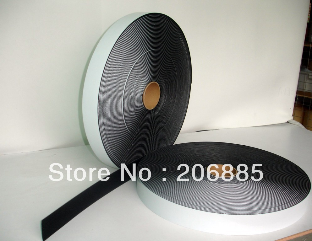 2015 Hot sale 3M SJ3540 (Type 250) Dual Lock Reclosable Fasteners tape Black color  1*50yard 2rolls/carton hot sale prdl18 7dn lengthen type