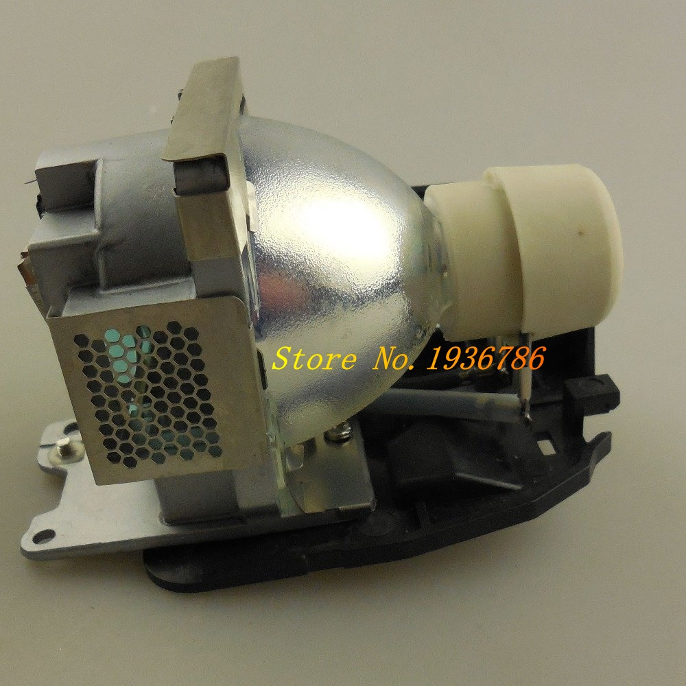 Original BenQ 5J.08G01.001 Projector Replacement Lamp - for MP730 Projectors benq 5j j8c05 001 original replacement lamp for sh963 pack lamp 1