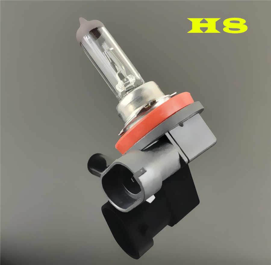 H1 H3 H4 H7 H8 H11 Hb3 9005 HB4 9006 55 Вт 100 12-тивольтная галогенная лампа для задних фар автомобильные лампы лампа супер яркие галогенные 4300K Желтый авто