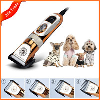 Fast Shipping Cat Dog Hair Trimmer 60W Electrical Pet Hair Clipper Remover Cutter Dog Grooming Pet