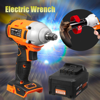 Cordless Electric 1/2 Impact Wrench Drill Adjustable 280 340N/m 20V 12000mah Battery Lithium ion Brushless Power Tool Torque