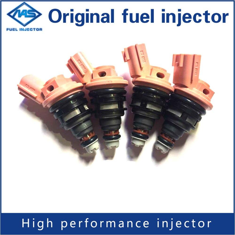 4pcs fuel injector nozzle a46 f13 fits nissan maxima a32 vq20de oem 16600 35u01 in fuel injector from automobiles motorcycles on aliexpress com alibaba
