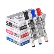 10/20/50/100PCS SHUCAI 6886 Whiteboard Pen Erasable Non-toxic Black Red Blue Whiteboard Pen