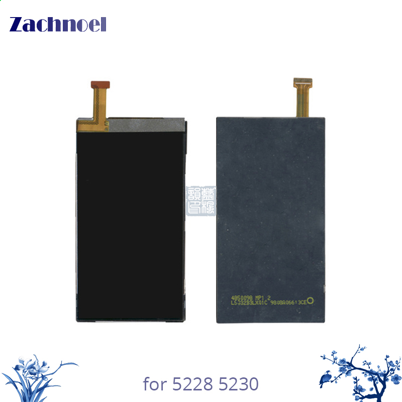 High Quality Mobile Phone LCD Display for Nokia 5230 5228 5332 X6 LCD Screen Assembly 100% Tested OK Replacement Parts