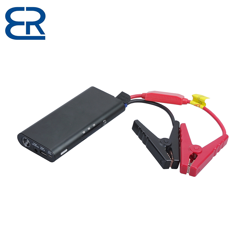 BR K33S jumpstarter Portable starter battery charger Car Jump Starter Power Bank starting device for 12V