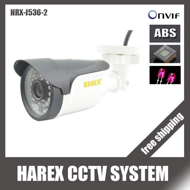 OV2710 1080 P 2.0mp 36leds Мини Пуля IP Камера ONVIF Водонепроницаемый Открытый ИК Ночное видение plug and play