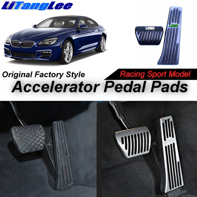 Bmw 6 Series F13 Coupe M Sport Package 2015 3d Model: LitangLee Car Accelerator Pedal Pad Cover Sport Racing For