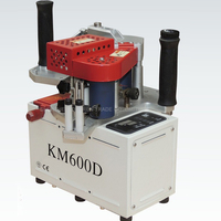 KD600D Manual Egde Bander Machine With Speed Control Model Singal Unit With CE English Maual