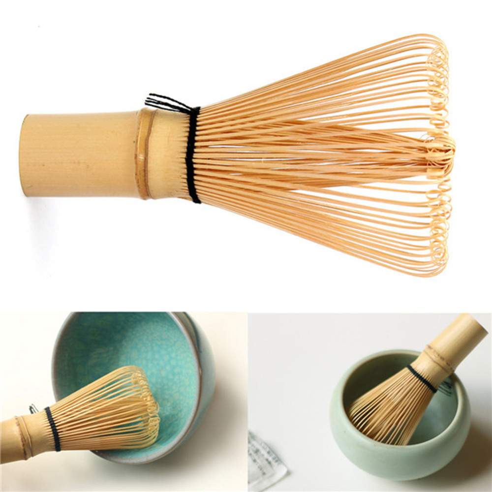 Bamboo Matcha Whisk Set