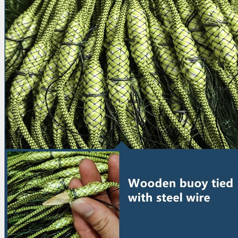 Rede de Pesca ao ar * L95m 3 Camada Centímetros