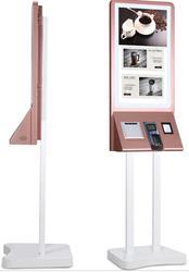 Индивидуальные беспроводной пульт дистанционного управления ресторан самообслуживания еда заказ сенсорный интерактивный терминал киоск