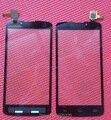 Бесплатная доставка, черный Сенсорный Экран для Philips V387 CTV387 Мобильного Телефона стекло касания для Xenium мобильного смартфон