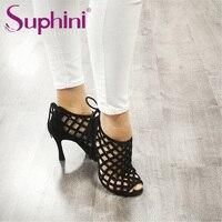 Бесплатная доставка, новейший дизайн, пикантная танцевальная обувь со змеиным принтом, женские танцевальные сапоги