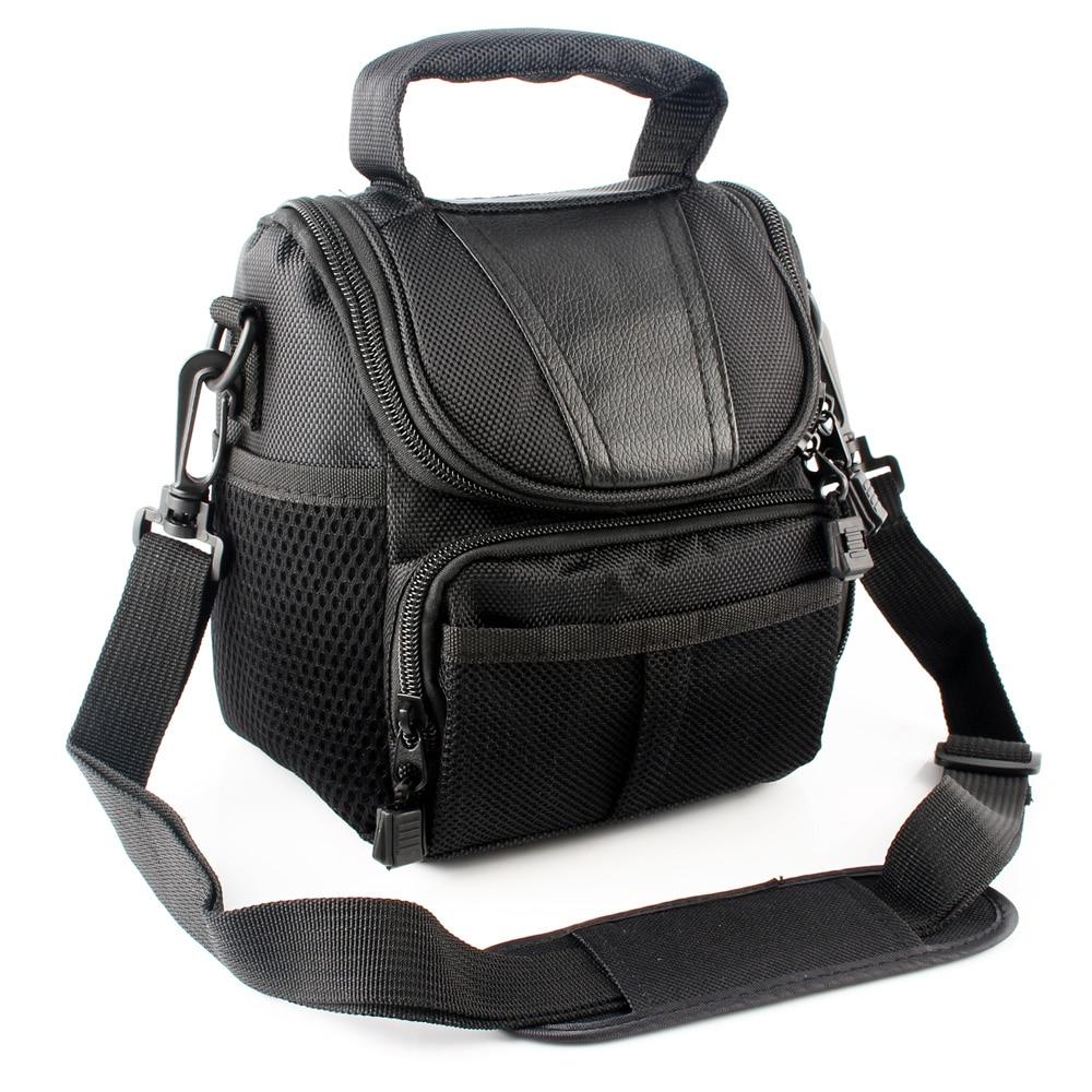 Camera Bag Custodia per Nikon Canon Pentax Fujifilm Panasonic Sony A77R A77 HX400 H400 700D 750D D3400 D3300 D3200 TX10 XT20 X100F