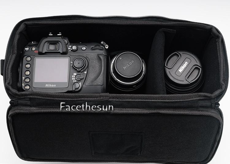 Camera bag insert 18