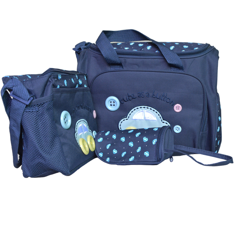New Arrival High Quality Mother Bags Baby Diaper Stroller Bags for Mom Maternity Baby Bags Multifunctional