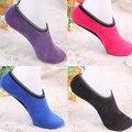 Women Fashion Pure Color Breathable Non-Slip Soft Gripper Slippers Floor Socks