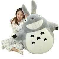Cartoon Totoro Plush Dolls Toys Ghibli Hayao Miyazaki Stuffed Animal Doll Kawaii Anime Soft Toys Girl