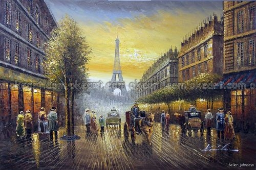 Popular French Art Paintings-Buy Cheap French Art