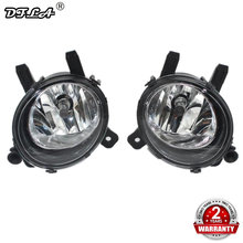 Pair Front Bumper L R Fog Light Lamp With Bulb For F22 F30 F33 F35 328i 335i 1 2 3 4 Series 2012-2015 63177248912(China)